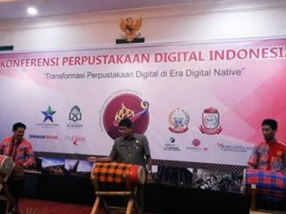 Konferensi Perpustakaan Digital Indonesia 9